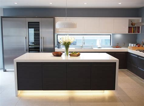 White And Black Kitchen Ideas by Modern Kitchen Designs 2017 Onyoustore Com