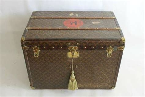 the in the chor trunk an blanc mystery books vintage louis vuitton steamer trunk 700 baltimore md
