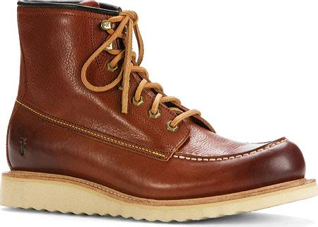 mens frye dakota wedge boot free shipping exchanges