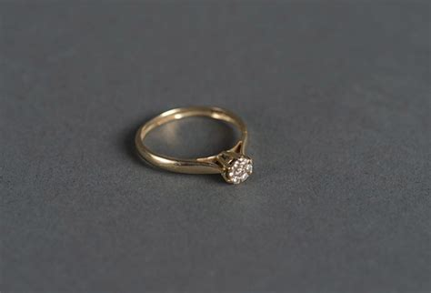 diamond engagement ring found on long island beach for