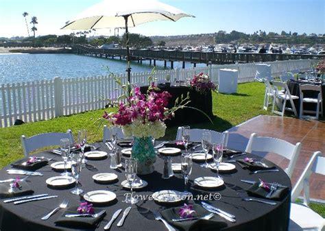 wedding in newport ca newport dunes wedding newport ca flowerfusion