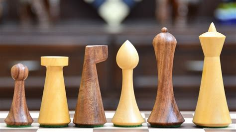 Minimalist Chess Set by Minimalist Hermann Ohme Chess Set In Sheesham Amp Box Wood