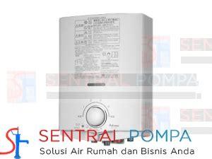 Pemanas Air Gas Low Pressure Wasser Wh 506 A Lpg water heater sentral pompa solusi pompa air rumah dan bisnis anda