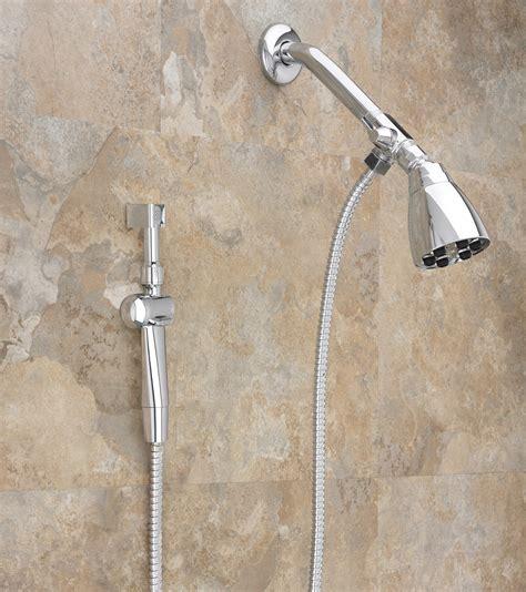 aquaus 360 bidet aquaus 360 176 held bidet for shower w stainless steel