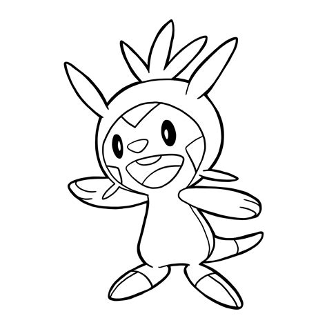 pokemon coloring pages chespin pokemon coloring pages froakie staruptalent com