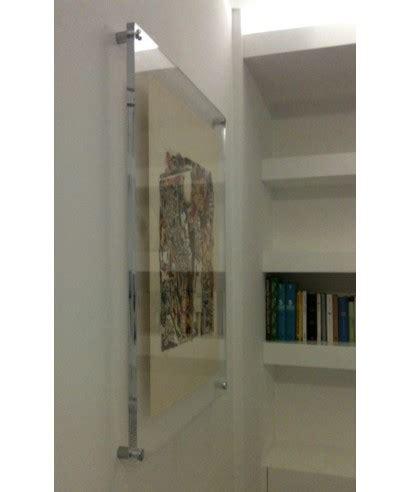cornici in plexiglass cornice cm 80x40 a giorno in plexiglass con distanziali