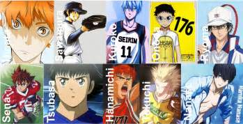 top 10 sports anime list best recommendations