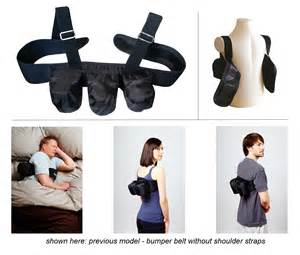 bumper belts for sleep apnea how they cure positional