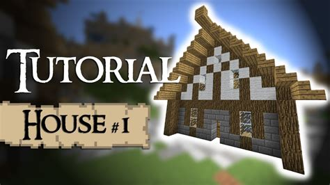 how to build a medieval house in minecraft minecraft tutorial how to build a medieval house youtube