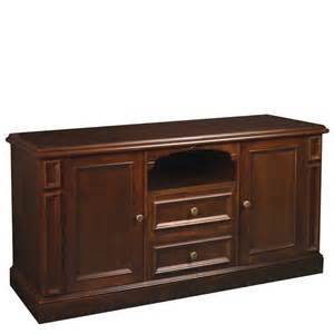 real wood tv stands american quality furniture hudson real wood 60 in tv stand