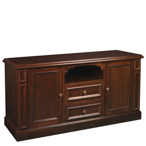 wood tv stands for flat screens american quality furniture at006334 hudson real wood