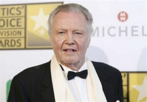actor jon voight gaza war reels in hollywood operation protective edge