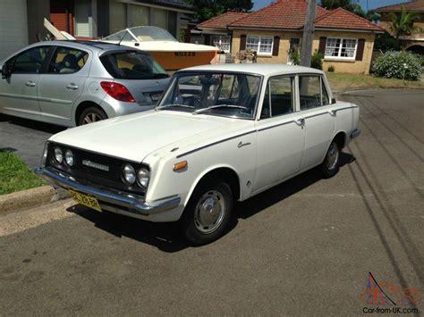 1969 Toyota Corona 1969 Toyota Corona Suit Alfa Fiat Datsun Top Original