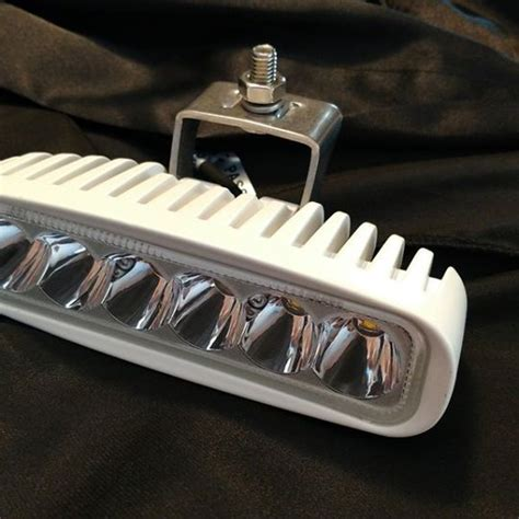 spreader lights for t top 30 watt led spreader lights the hull boating and