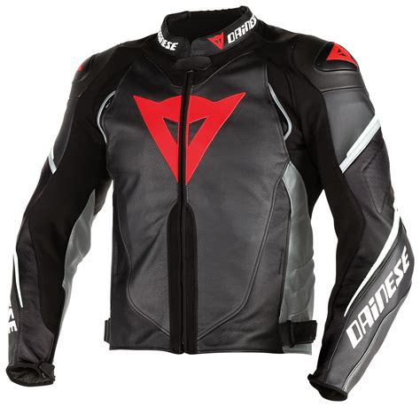 perforated leather motorcycle dainese super speed d1 perforated leather jacket revzilla
