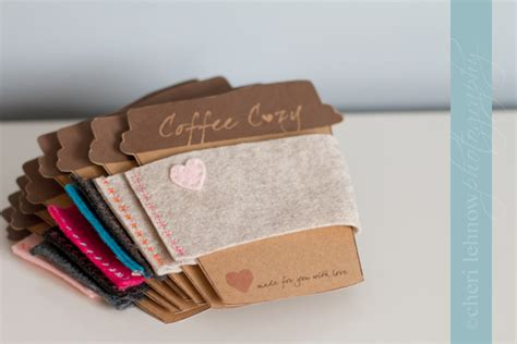 Tinkerwiththis Cup Cozy Packaging Coffee Cozy Template