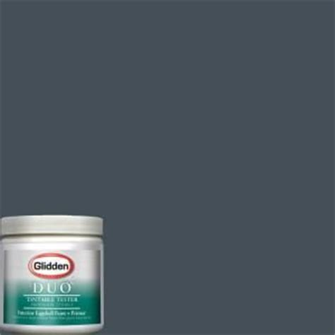 glidden duo 8 oz msl168 martha stewart living wrought iron interior paint sle gld msl168 at