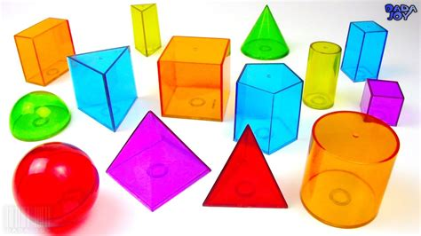imagenes geometricas en 3d aprenda formas geom 233 tricas aprenda formas 3d s 243 lidos