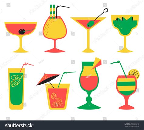tropical cocktail silhouette 100 tropical cocktail silhouette glass clipart free