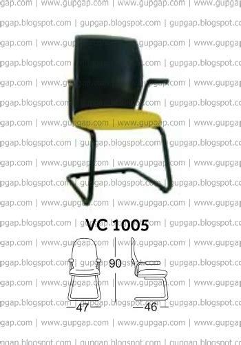 Kursi Hadap Chitose kursi hadap rapat chairman vc 1005 agen distributor
