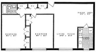 2 bedroom 1 bath house plans 2 bedroom 1 bath dorchester towers