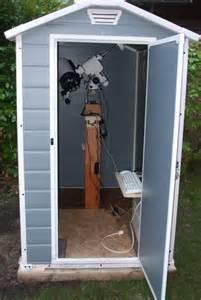 Pole Shed House Floor Plans observatory based on a polypropylene garden shed