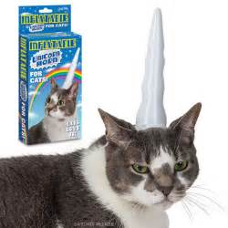 they ll love that inflatable horn for cats geekologie