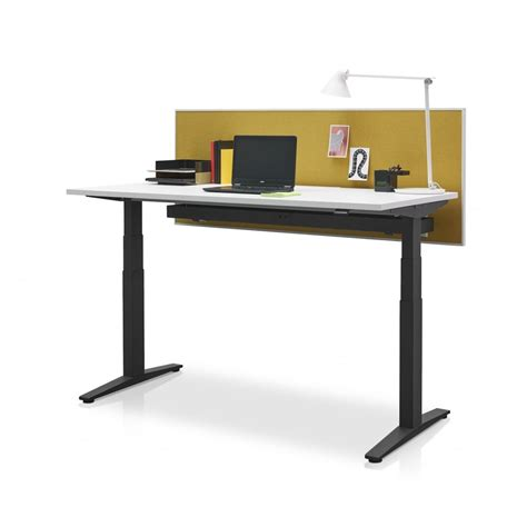 herman miller standing desk herman miller ratio sit stand desk mode 4