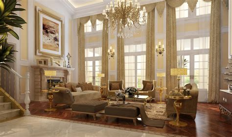 luxury interior design living room luxury villa living room interior design