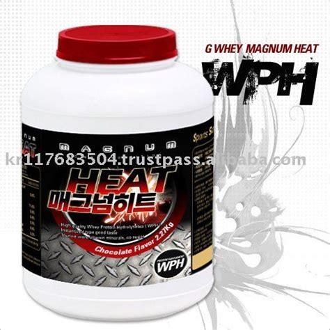 Magnum Whey Protein magnum chaleur wph de prot 233 ines de lactos 233 rum poudre de