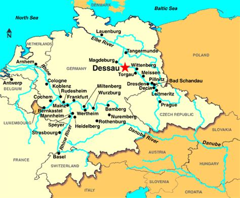 dessau map dessau germany discount cruises last minute cruises