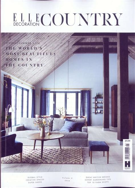 elle decoration magazine subscription isubscribe co uk elle decoration country magazine subscription buy at