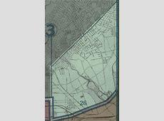 Baltimore City 1935 Ward 26 26th Ward Map