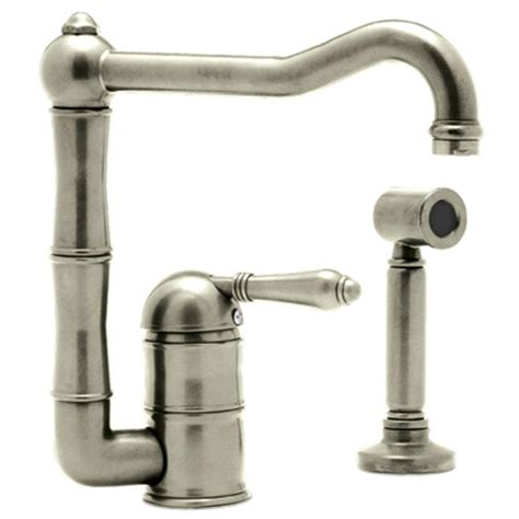 kitchen faucets kansas city rohl a3608lpwsapc 2 at kitchens and baths by briggs bath showroom locations in nebraska kansas
