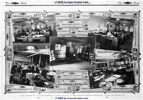 a few gillette factory photos page 4