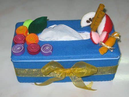 Tempat Tisu Batik 2 pin kotak tisu cake on