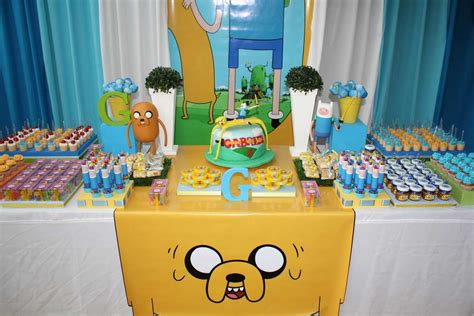 adventure time printable party decorations adventure time birthday party ideas photo 2 of 21