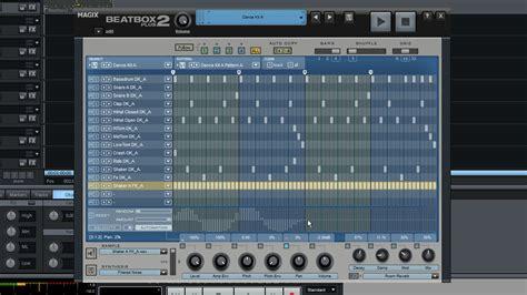 tutorial beatbox gitar magix music studio 2016 tutorials