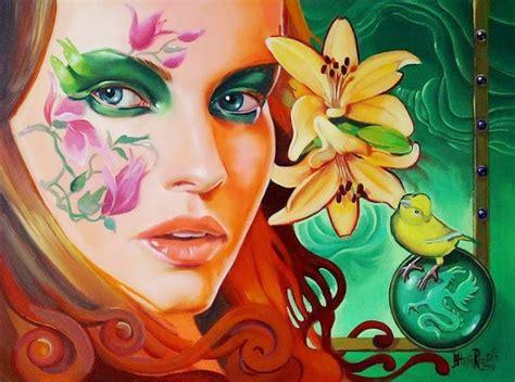 imagenes abstractas bellas pintura moderna y fotograf 237 a art 237 stica rostros de