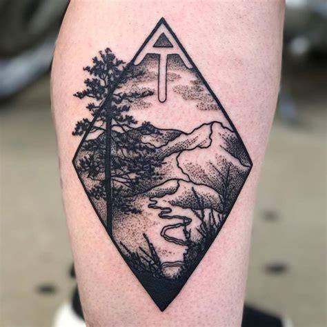 appalachian trail tattoo lobtrees u lobtrees reddit