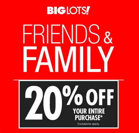 Big Lots Sale by 7 Ways To Save At Big Lots Mission To Save