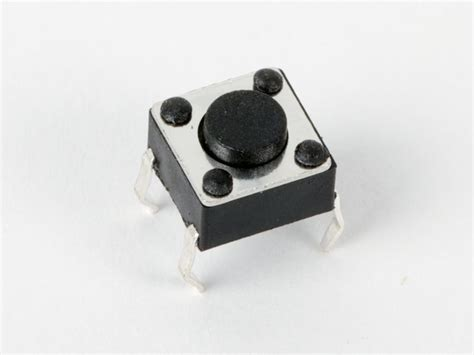 Tactile Push Button Switch 4 Pin Model B small 4 pin tactile button switch