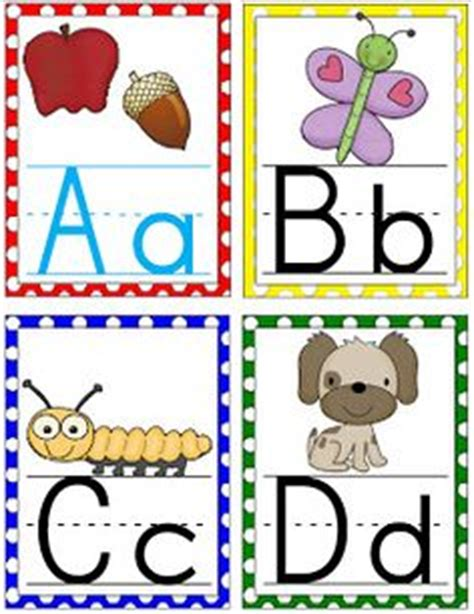 free printable alphabet poster 1000 images about alphabet posters on pinterest