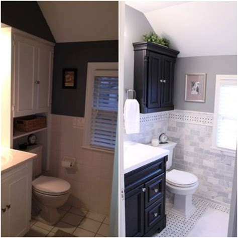 redoing a small bathroom bathroom redo for the home pinterest