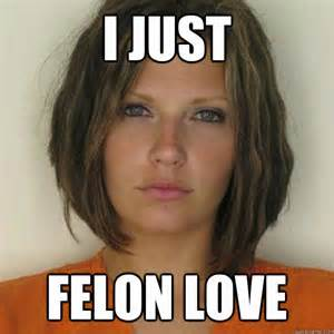 Attractive Convict Meme - the attractive convict goes to court we salute her memes