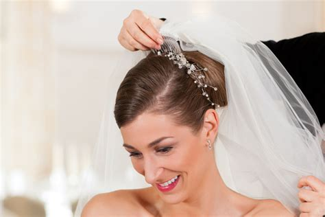Wedding Hairstyles With Veil And High Bun by Hairstyles For 2015 Hairstyle