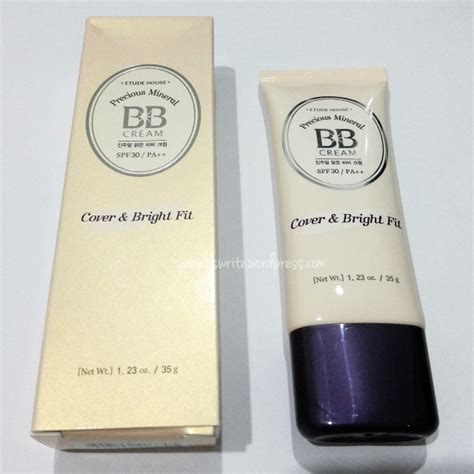 Harga Etude House Bb Bright Fit review bb cover and bright fit