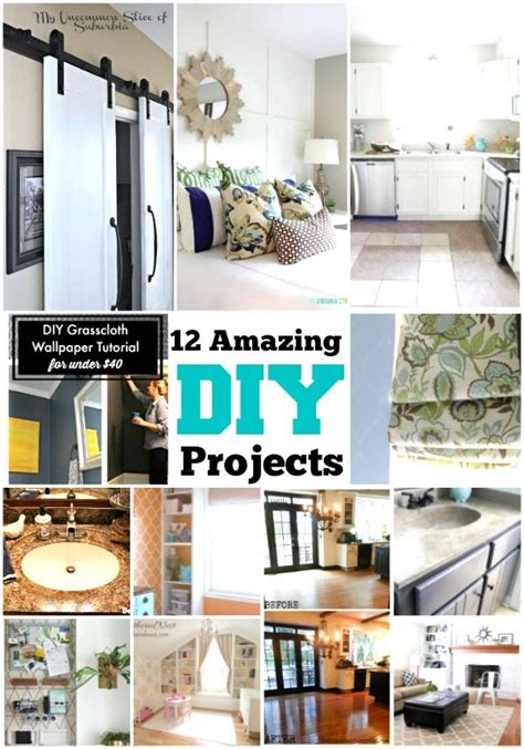 Diy Home Improvement Ideas On A Budget Diy Home Improvement Projects Refresh Restyle