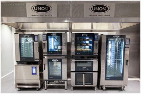 Oven Unox unox office on site kitchen