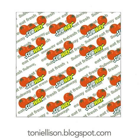 toni ellison miniature fast food printables